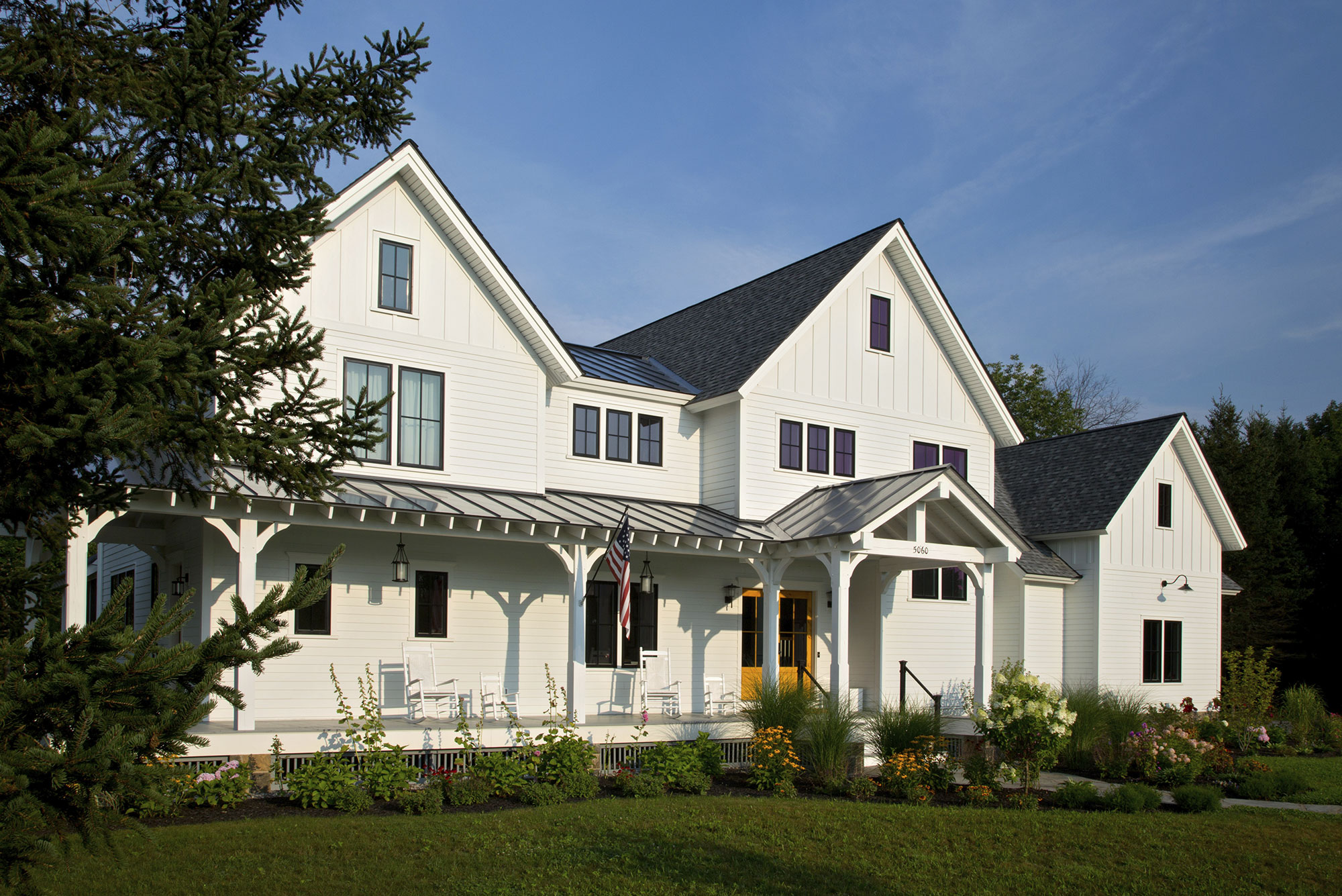 Modern Farmhouse Architecture Balzer and Tuck