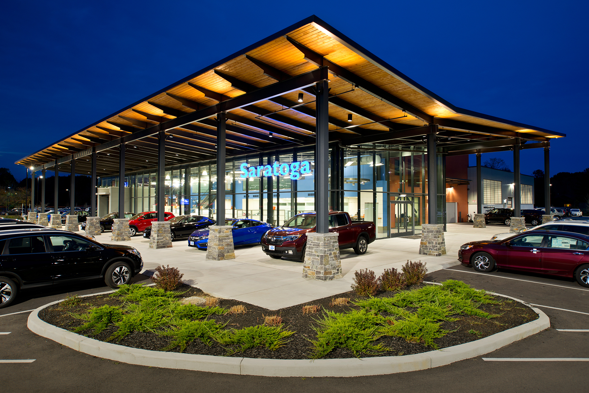 Car Dealership Design Balzer and Tuck