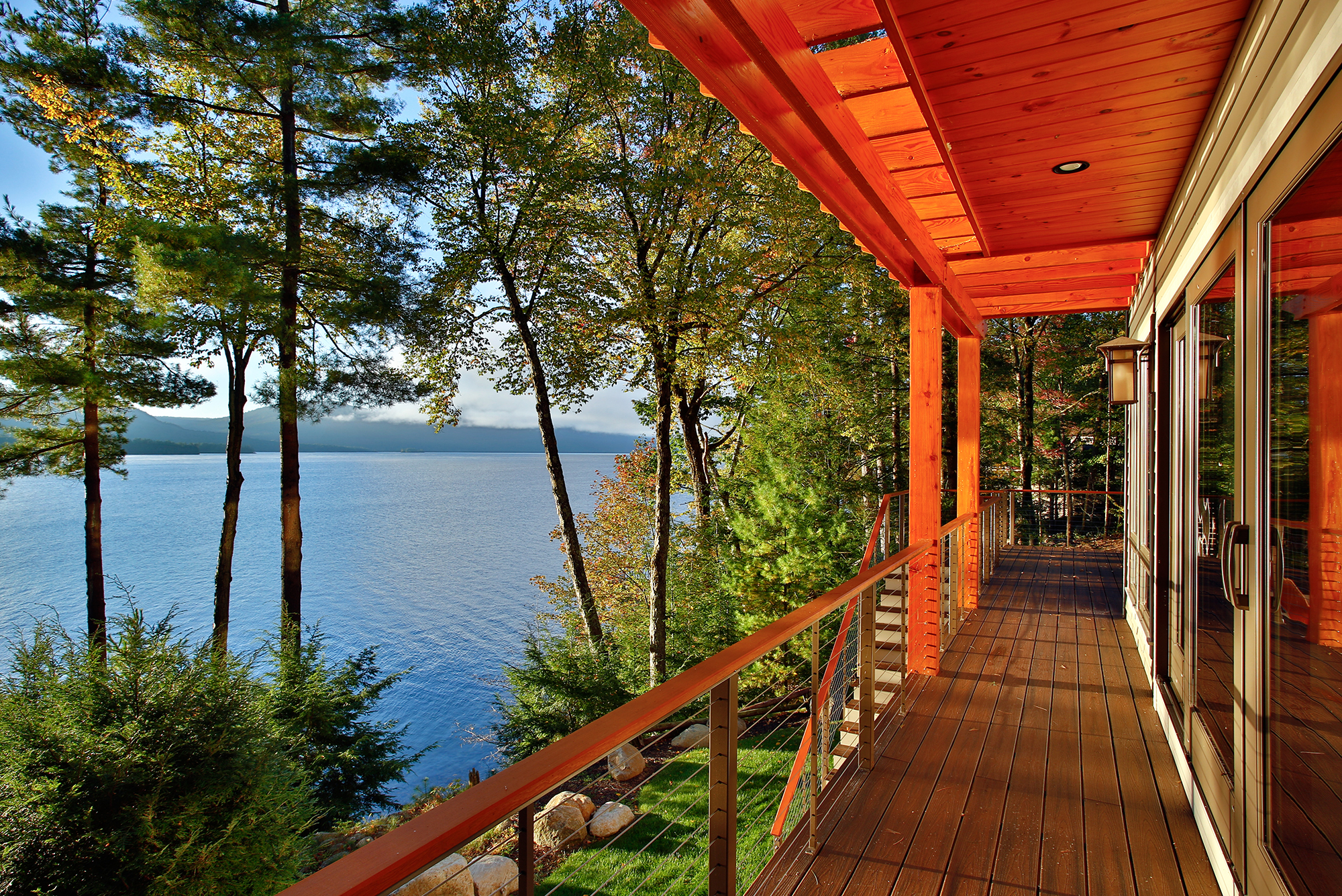 Adirondack Architectural Design by Balzer and Tuck