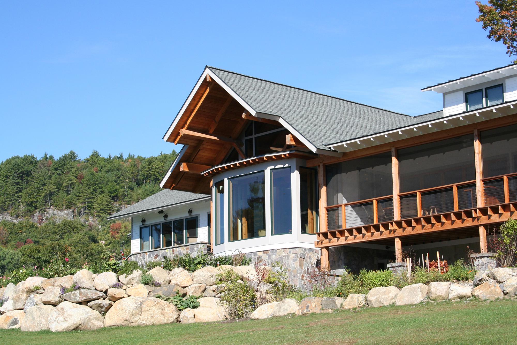 Brant Lake Architectural Design